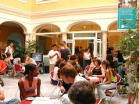 Learn Spanish at the school in Seville